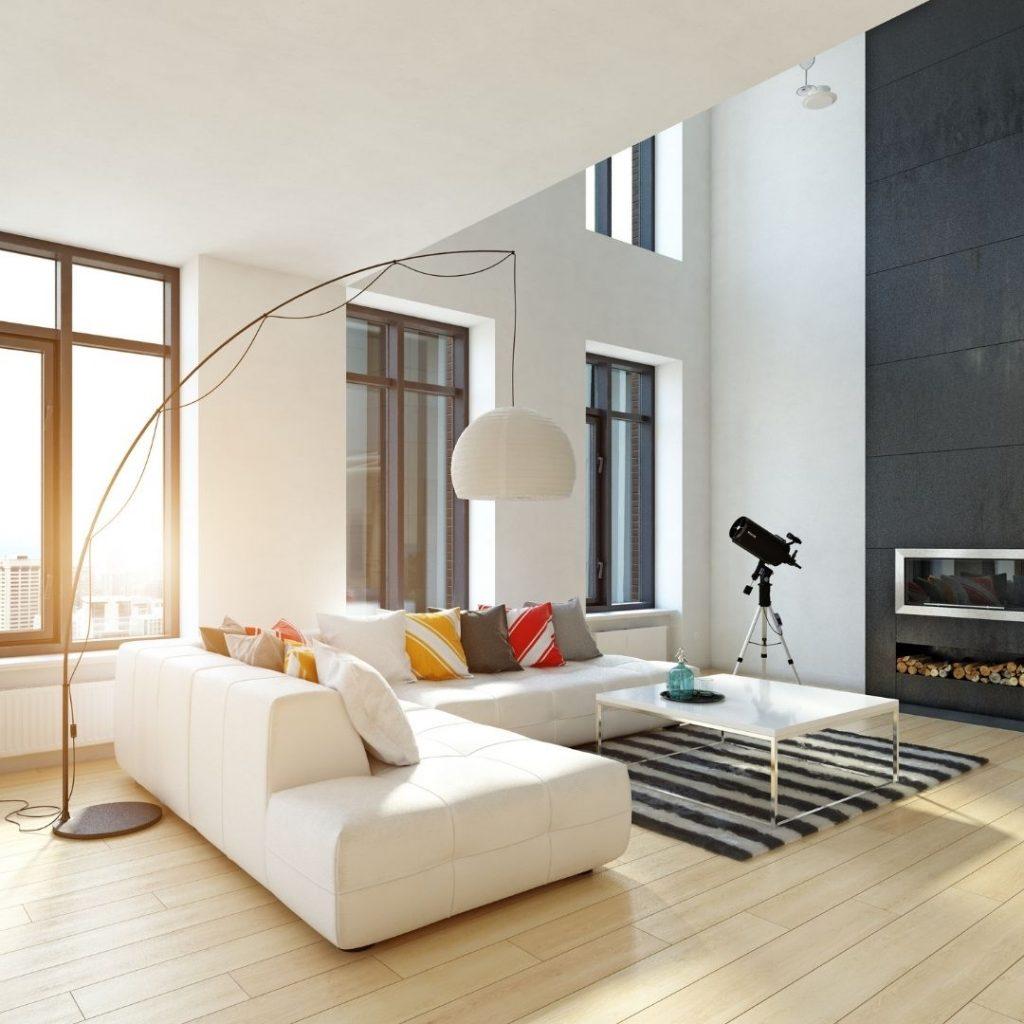 Modern lägenhet